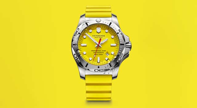 I.N.O.X. Professional Diver Yellow