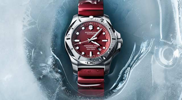 victorinox watch o to over with automatic running x durability back i equipment launched baselworld gear the prove by in verdict lead n it patrol victor its inox construction full watches